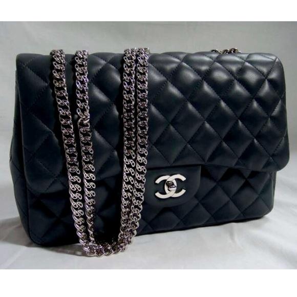 60bc22a76771 CHANEL Handbags - Authentic Chanel Bijoux Strap Double Flap Bag 2.55